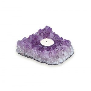 Mineral Tea Light Holders